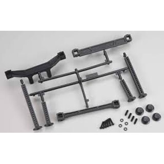 Extended Front And Rear Body Mounts For Slash 2wd