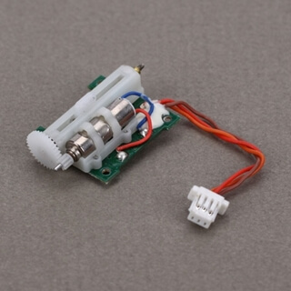 1.9-Gram Linear Long Throw BB Servo