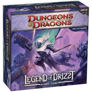 Dungeons & Dragons: Legend of Drizzt Boardgame