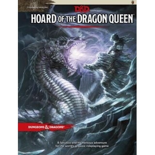 D&D Next Hoard of the Dragon Queen