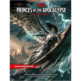 D&D Next Elemantal Evil:Princess Of The Apocalyps