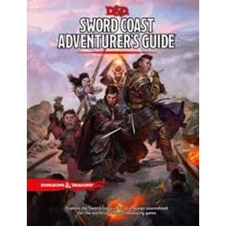 D&D 5.0 - Sword Coast Adventurer's Guide TRP