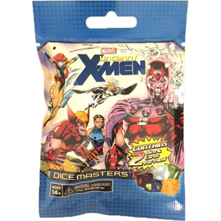 Marvel Dicemasters Uncanny X-men Booster