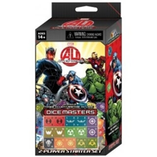 Marvel Dice Masters Avengers: Age of Ultron Starte