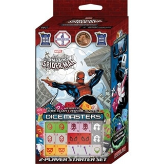 Marvel Dice Masters Amazing Spiderman 2 Player Sta