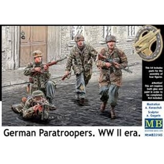 German Paratroopers WW II