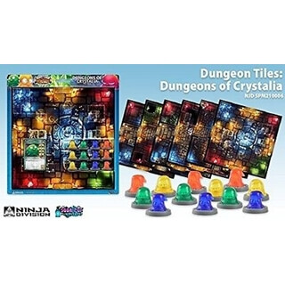 Super Dungeon Explore:Dungeons Of Crystalia Tile P