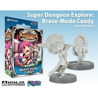 Super Dungeon Explore Brave Mode Candy