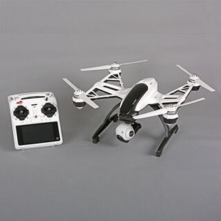 Q500 Typhoon RTF w/ CGO2+, ST10+ Color Box EU Plug