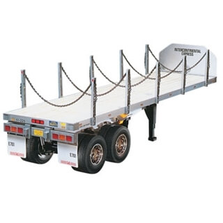 Flatline semi Trailer