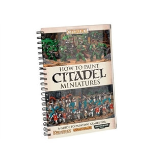 How to paint citadel