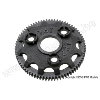 Spur Gear, 76-Tooth (48-Pitch) (For Models With To