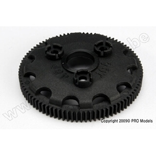 Spur Gear, 90-Tooth (48-Pitch) (For Models With To
