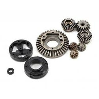 F/R Diff Gear, Housing and Spacer Set