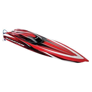 Traxxas Spartan Brushless Boat Bluetooth Optional