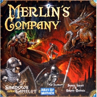 shadows over camelot-ext. Merlin's Company