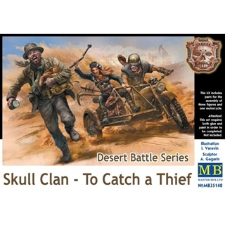 Skull Clan To Catch A Thief