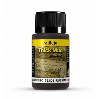 Russian Thick Mud