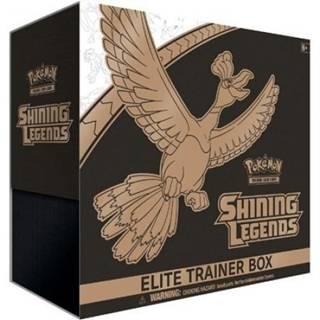 Pokemon Shinig Legends Elite Trainer Box