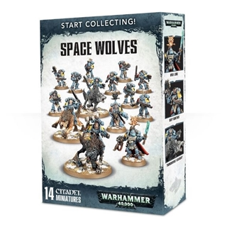 Start Collecting! Space Wolves