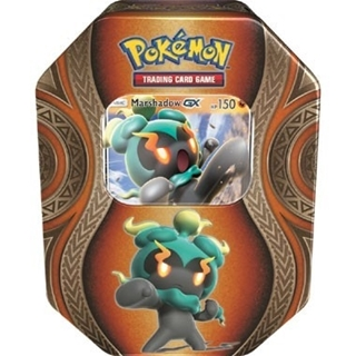 Pokemon 2017 Mysterious Powers Tin
