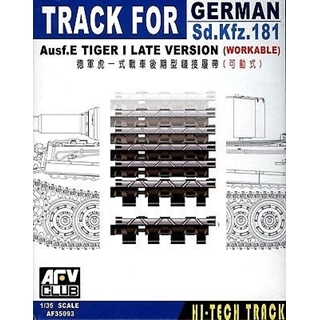 Track For German Sd.Kfz.181