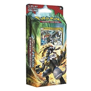 Pokemon Crimson Invasion: Theme Deck