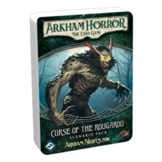 Arkham Horror TCG : Curse Of The Rougarou SC Pack