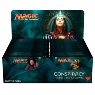 MTG Conspiracy Take The Crown Box