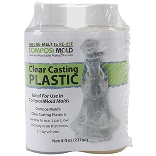 Clear Casting Plastic