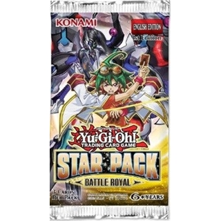 Yu-Gi-Oh! Star Pack Battle Royal