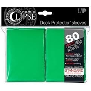 Sleeves Pro Matte Eclipse Green