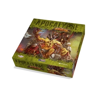 Apocalypse : An Expansion For The Others