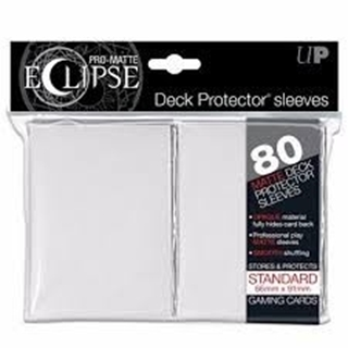 Sleeves Pro Matte Eclipse White