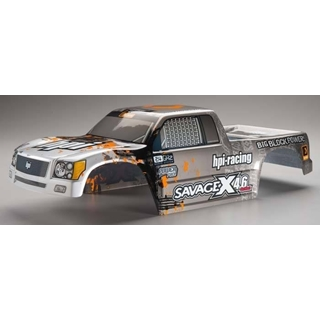 Nitro GT-3 Truck Painted