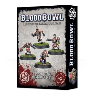 Blood Bowl Goblins