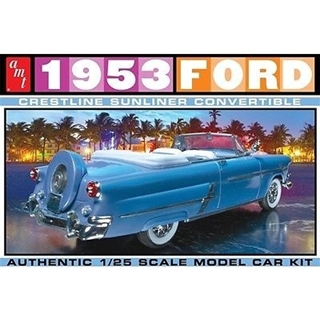 Ford Convertible 1953