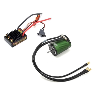 Castle SV3 Waterproof 1/10 12V ESC 1406-4600 Combo