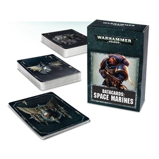 48-02-60: Datacards: Space Marines