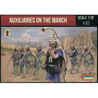 Auxiliares On The March