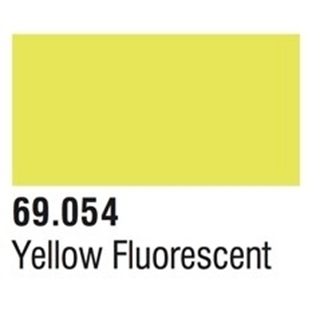 Mecha Color Yellow Fluorescent
