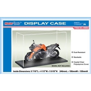 Display Case 246 x106 x150 mm