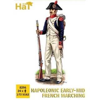 Napoleonic Early-Mid French Marching