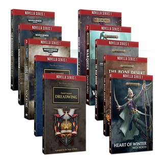 The Black Library Novella Collection (Paperback)