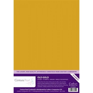 Centura Pearl Single Colour 10 Sheet Pack - Old Go