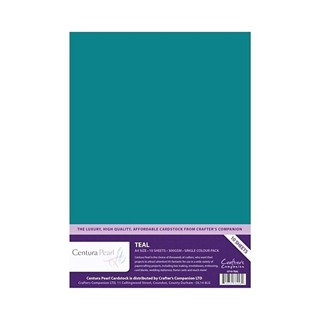 Centura Pearl 10 Sheet Pack - Turquoise