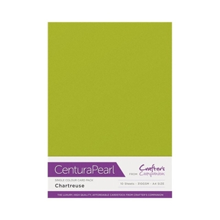 Centura Pearl Single Colour 10 Sheet Pack - Chartr