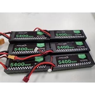 3S Lipo Ilo Power 5400 MaH