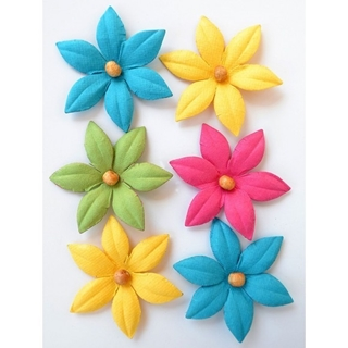 Creative elements beaded lilies x6 candy crush