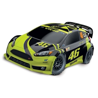 Ford Fiesta ST RAlly Rossi Edition